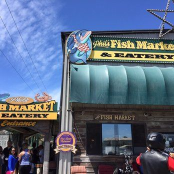 Phil's Fish Market & Eatery - Moss Landing, CA, United States