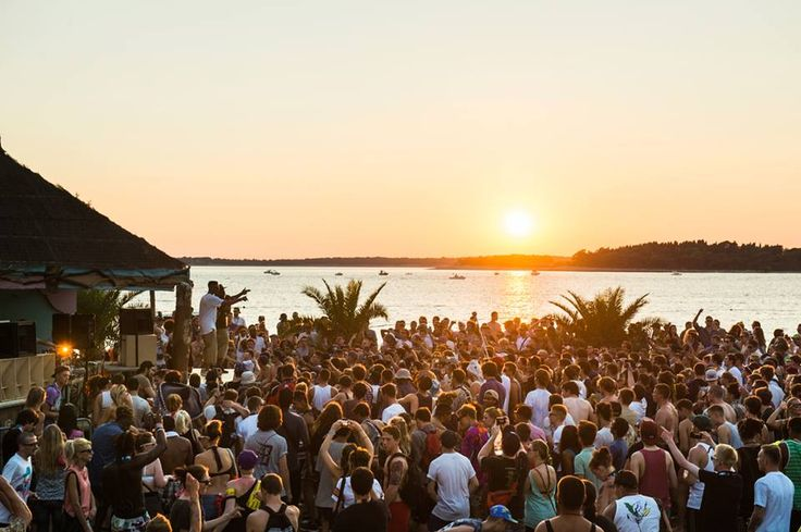 Outlook festival Pula,Croatia 2013