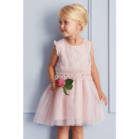 robe demoiselle d 39 honneur en tulle petite fille next 3suisses mariage pinterest bebe. Black Bedroom Furniture Sets. Home Design Ideas