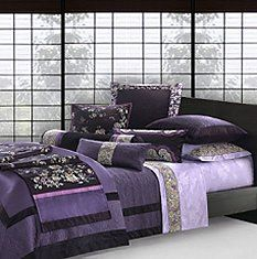 Elegant, lustrous, and luxurious, the Imperial Palace silk bedding collection by Natori Bedding