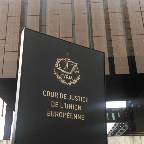 European Court of Justice, Luxembourg, 2014.