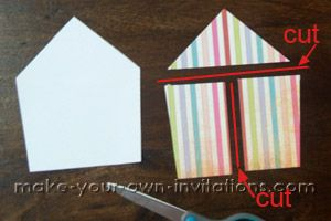 How to make Circus invitations for parties