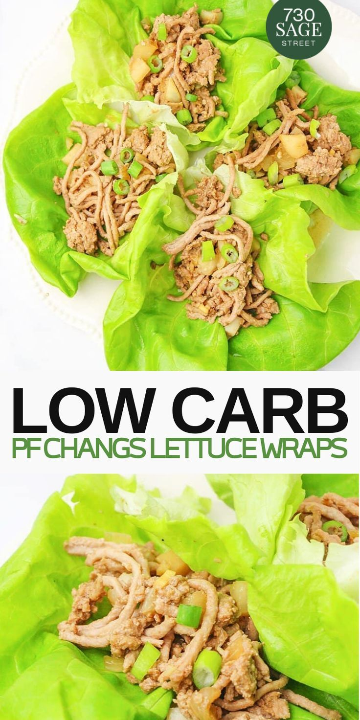 With this PF Changs Lettuce Wraps Copycat Recipe you can