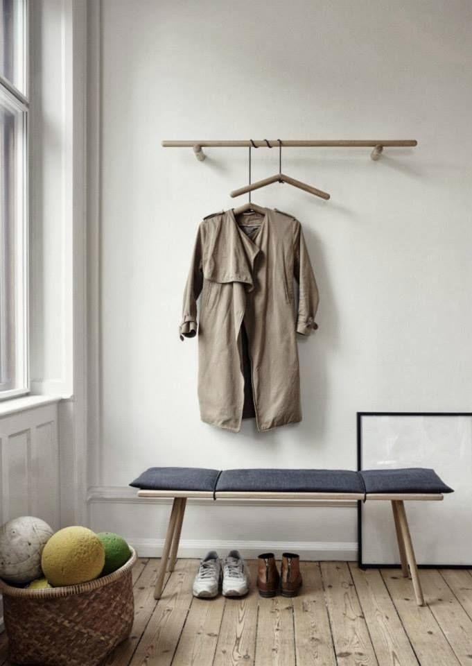 MINIMALISTIC FURNITURE COLLECTION BY CHRISTINA LILJENBERG HALSTRØM | 79 Ideas