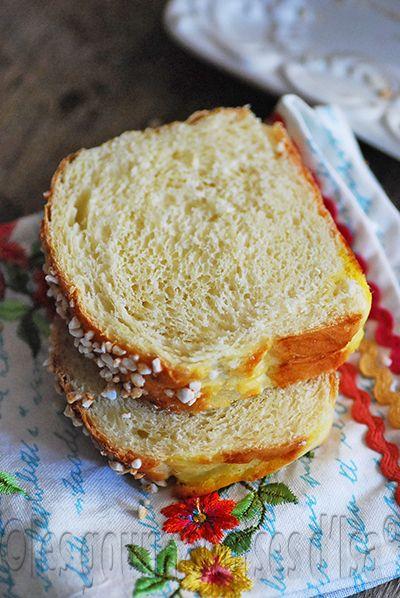brioche, boulangerie, brioche sans beurre, ricotta