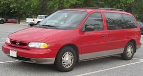 Ford Windstar [1st generation] (1994–98)