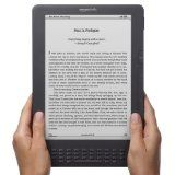 """Kindle DX, Free 3G, 9.7"""" E Ink Display, 3G Works Globally (Electronics)By Amazon"""