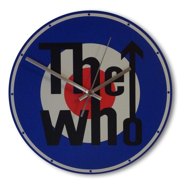 Часы настенные - The who