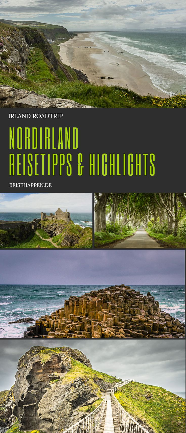 Nordirland: Must-do's, Insidertipps und kulinarische Highlights