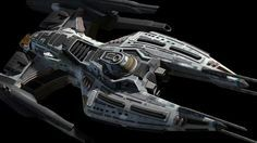 "The Icarus from Star Trek ""Renegades""!"