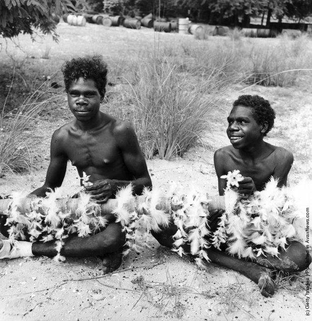 veni a conocer a los antiguos aborigenes australianos