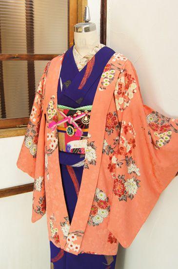 Japanese antique Kimono. #kimono #japan