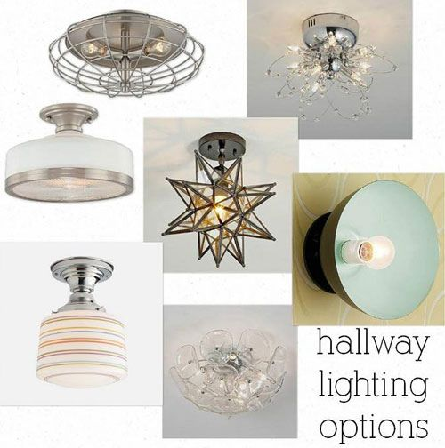 Perfect Hallway Ceiling Light Options From Lamps Plus By Its Great To Be Home, Via  Flickr