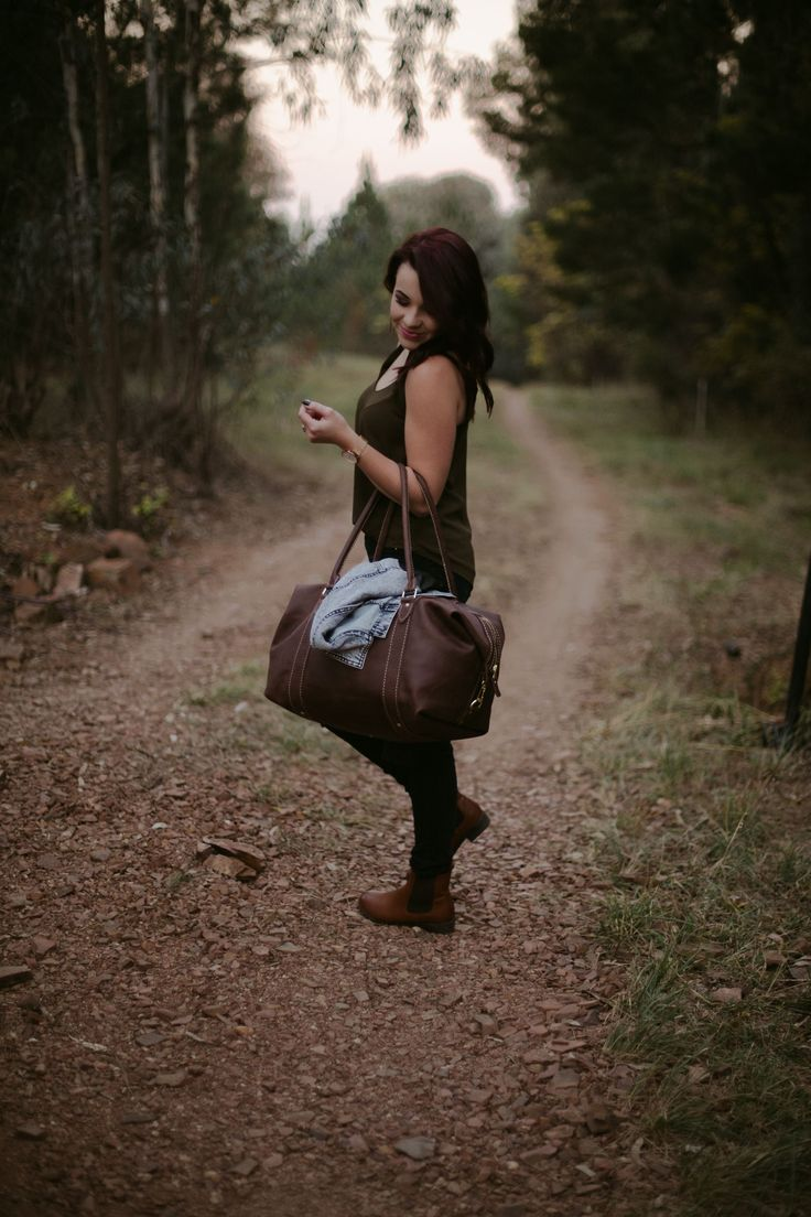 Be bold & adventurous with our hand-stitched weekend bag.  Shop online- it is easy and secure! www.swish-swank.com