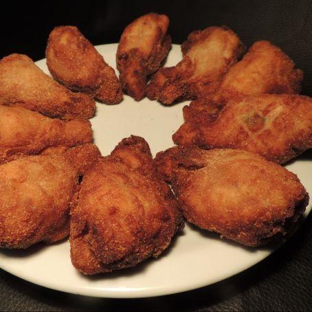 Frango empanado tipo KFC