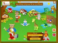 Tic el arbol de las letras también en http://educajuegosparaleer.blogspot.com.es/    http://www.educa.jcyl.es/educacyl/cm/infantil