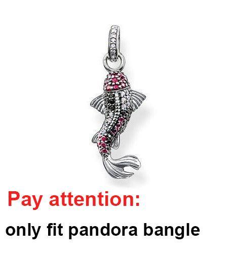 85 best memorial cremation items images on pinterest charm aziz diy accessories european beads fish charms fit for pandora original solutioingenieria Images