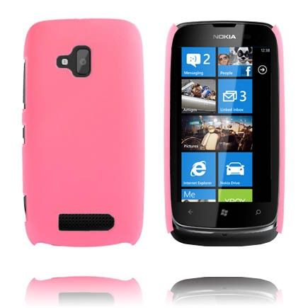 Hard Shell (Lys Pink) Nokia Lumia 610 Cover