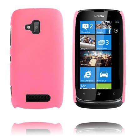 Hard Shell (Lyse Rosa) Nokia Lumia 610 Deksel