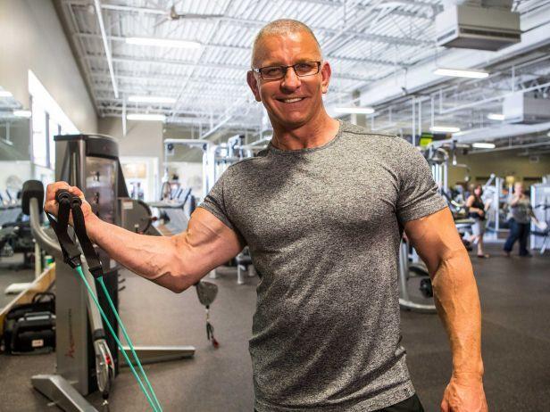 Robert Irvine's Workout Tips