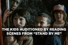 """26 Facts You Probably Didn't Know About Netflix's """"Stranger Things""""   Spoiler warning if you haven't finished the series yet."""