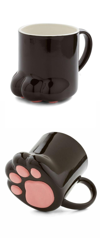 Paw print mug! #product_design