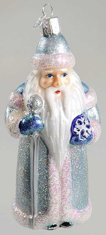 Merck Family's OLD WORLD CHRISTMAS ORNAMENT Father Frost 10280196