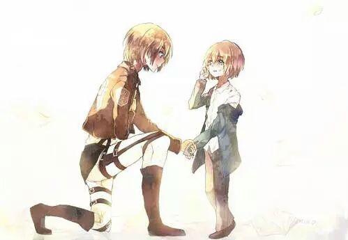 Armin Arlert | Shingeki no Kyojin (Attack on Titan) #SnK