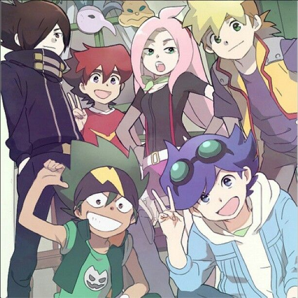 Tenkai knights<--I remember watching Tenkai Knights ALL THE FREAKING TIME!!! Not mine but I did too!!
