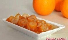 Portakal Kabuğu Reçeli Tarifi