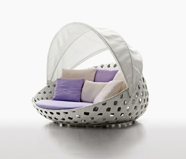 ber ideen zu rattan lounge m bel auf pinterest. Black Bedroom Furniture Sets. Home Design Ideas