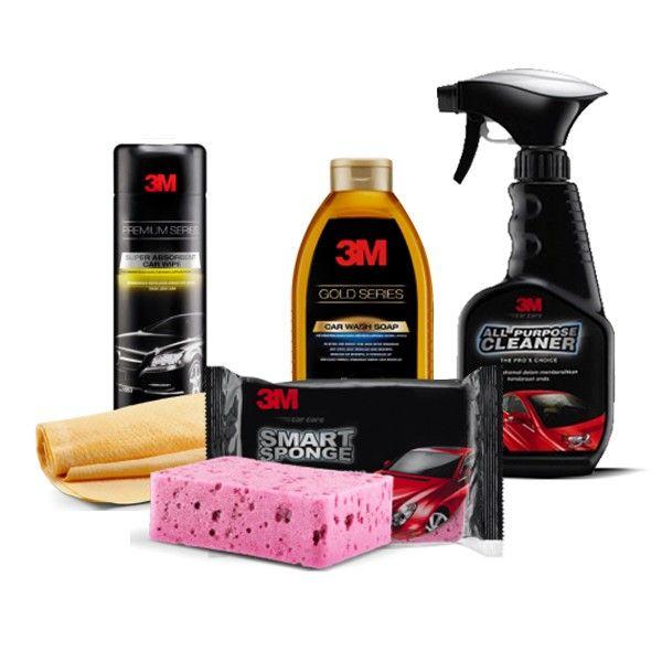 PAKET WASH Perawatan Mobil (3M Premium Car Wipe, Smart Sponge, Car Wash Soap Gold Series, All Purpose Cleaner). Paket ini Membatu Anda Pada saat Mencuci Kendaraan dengan Lebih Efisien, Efektif, dan Menjadikan Kendaraan Lebih Bersih dan Terawat. http://tigaem.com/paket-produk-automotive/1663-paket-wash-perawatan-mobil-3m-premium-car-wipe-smart-sponge-car-wash-soap-gold-series-car-wash-soap-pouch-gold-series.html #pakethemat #cucimobil #pembersihmobil #perawatanmobil #carwash