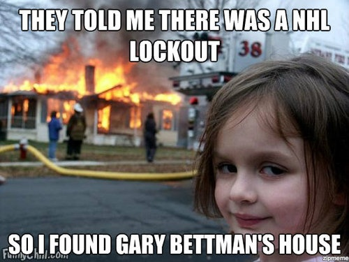 The 20 Best NHL Lockout Images On Tumblr