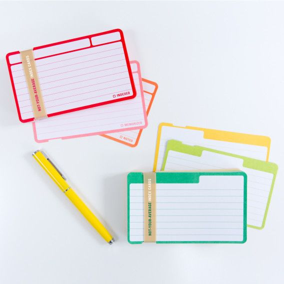 The 25+ best Index cards ideas on Pinterest College organisation - index card template