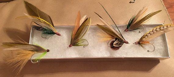 Boutonnière de pêche à la mouche pour hommes par IDo2Decor sur Etsy