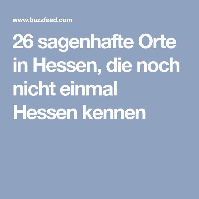 Wochenendtrip Hessen