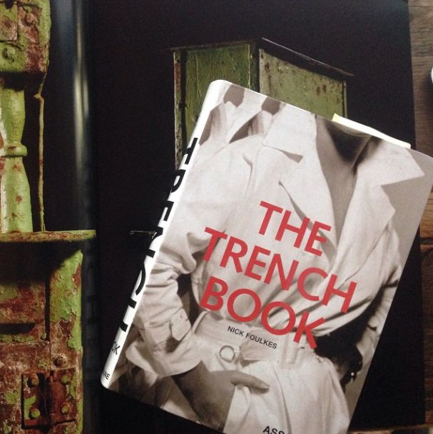 ricerca  the trench book