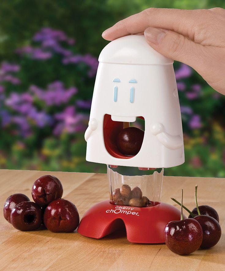super cute cherry chomper!