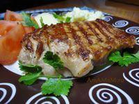 Очень вкусные свиные отбивные, жареные на сковороде - сочные, большие, сытные!