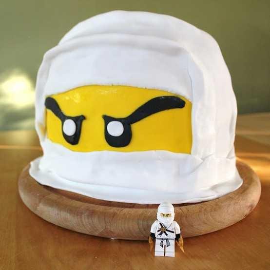 Just Wink Ninja Cake Ideas 96290