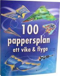 http://www.adlibris.com/se/product.aspx?isbn=9174015249 | Titel: 100 pappersplan att vika & flyga - Författare: Hanna Ahmend, Brian Voakes - ISBN: 9174015249 - Pris: 39 kr