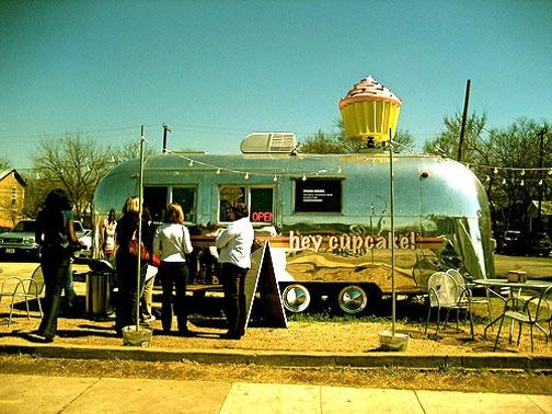 Hey cupcake.. Austin Texas. So yummy