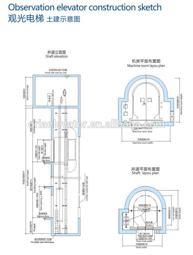 Oria Luxury Glass Elevator Panoramic Glass Elevator Residential Panoramic Elevator View Glass Elevator Oria Product Details From Huzhou Oria Elevator Co Ltd Elevation Glass Elevator Panoramic