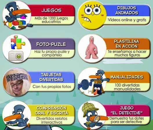 CHILDTOPIA: Juegos interactivos de música, memoria, lenguaje, matemáticas, habilidad, creatividad y observación ~ Juegos gratis y Software Educativo