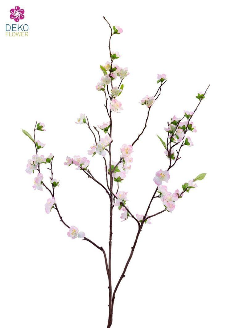 k nstlicher pfirsich bl tenzweig rosa 105 cm 3er pack k nstliche pflanzen k nstlichepflanzen. Black Bedroom Furniture Sets. Home Design Ideas