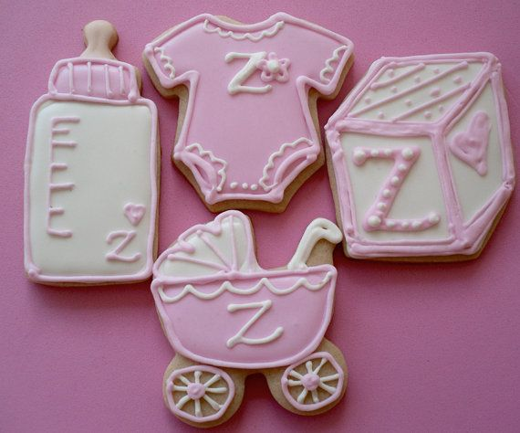 So cute for a girl's baby shower