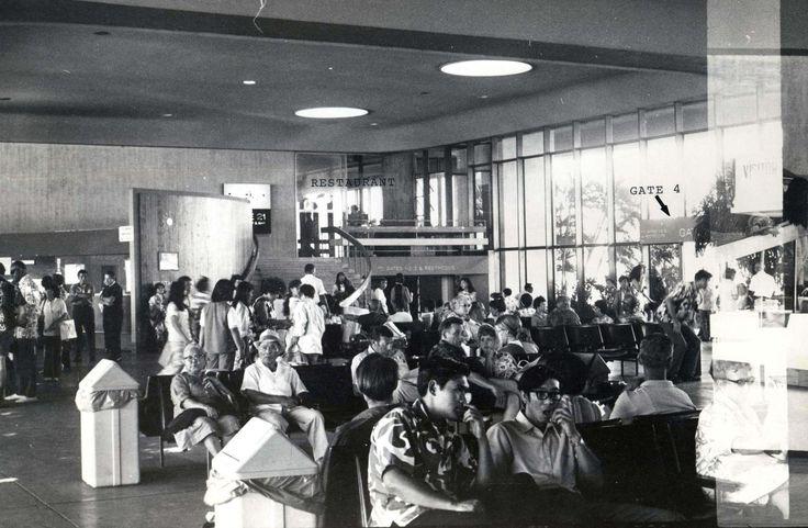 Kahului Airport 1952