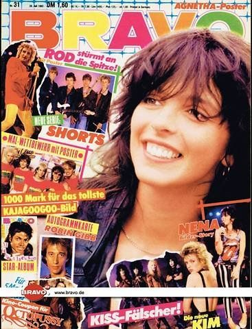 """Gabriele Susanne Kerner (born 24 March 1960), better known by her stage name Nena is a German singer and actress. She rose to international fame in 1983 with the New German Wave song """"99 Luftballons"""", re-recorded in English as """"99 Red Balloons"""". """"Nena"""" was also the name of the band"""