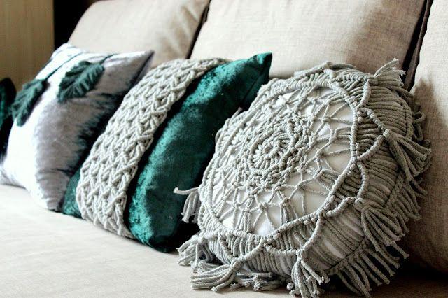 Zestaw Poduszek Dekoracyjnych