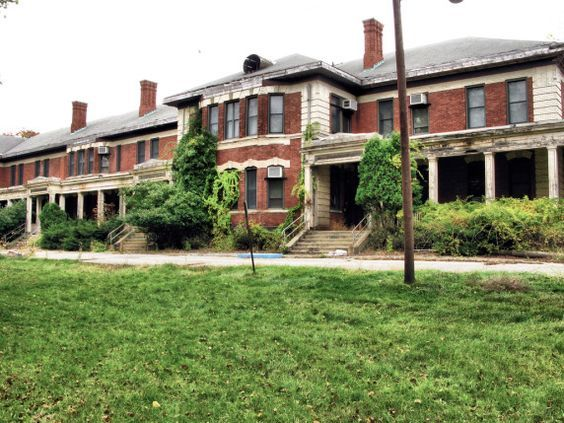 Abandoned Overbrook Insane Asylum/Essex County Hospital, Cedar Grove, New Jersey